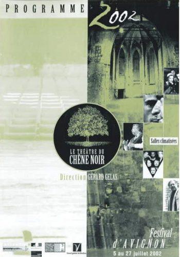 Programme Festival 2002