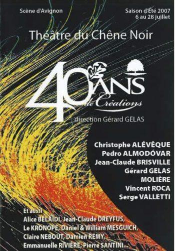 Programme Festival 2007