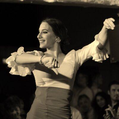 cabaret-flamenco theatre du chene noir