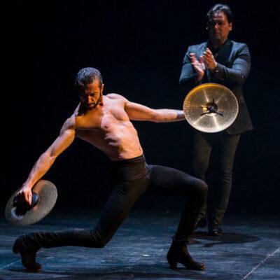 andres-marin les nuits flamencas chene noir