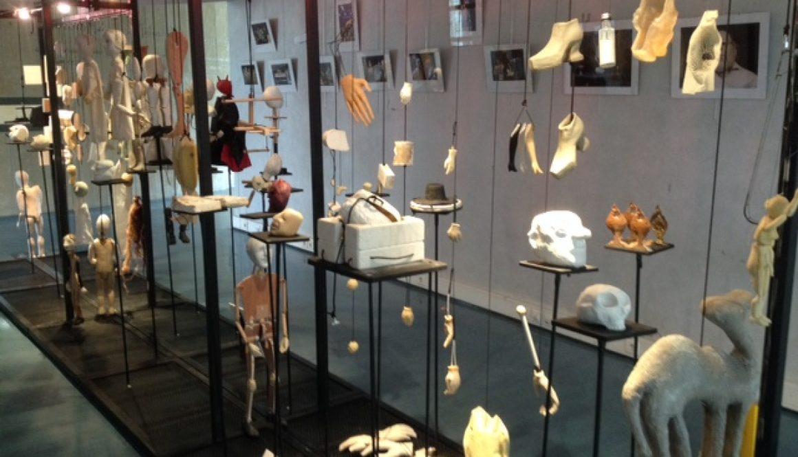 exposition à l'Université d'Avignon