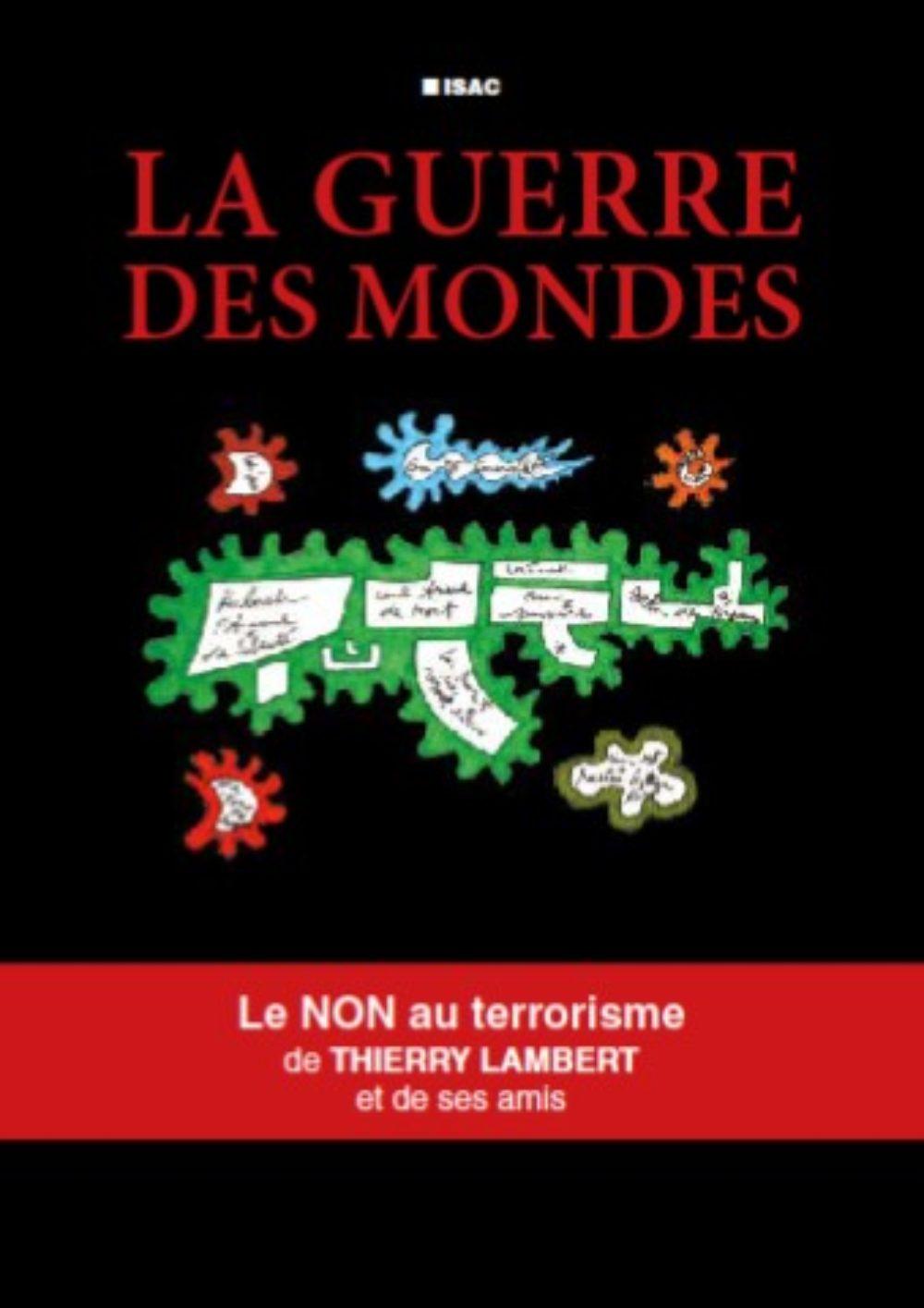 Publication et exposition de Thierry Lambert