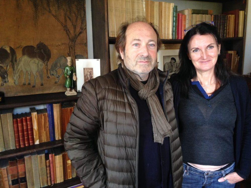 Vernissage d'Agnès Durbet-Giono