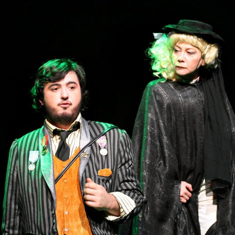 Fantasio Création Théâtre du Chêne Noir