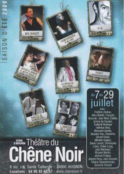 programme-chene-noir-Festival-2009