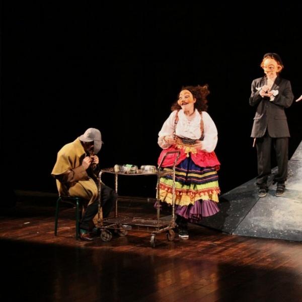 Le Chien des Baskerville au Théâtre du Chêne Noir