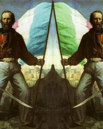Garibaldi Conférence au Théâtre du chêne Noir