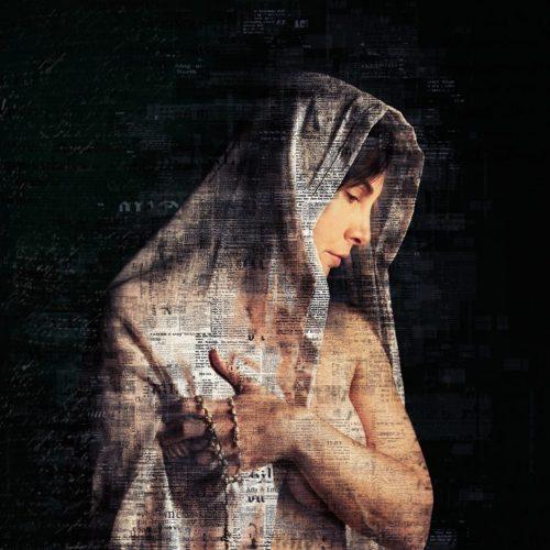 La religieuse au Theatre du Chene Noir