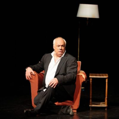 Eric-Emmanuel Schmitt Au Théâtre du Chêne Noir