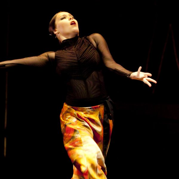 Rocio Molina Les nuits Flamencas