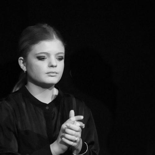 Salome Parrilla - Copyright Les Nuits Flamencas 2015 - Photo Vanessa Gilles