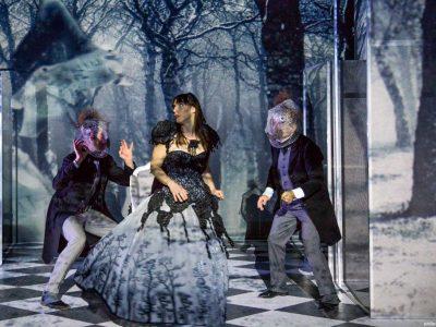 Alice au theatre du chene noir