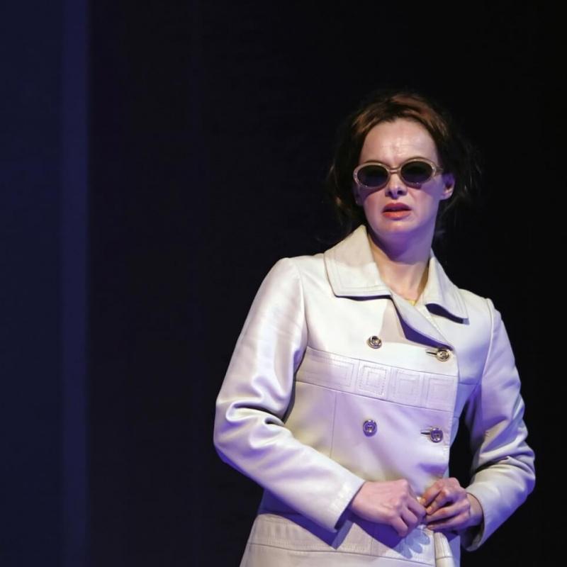 Kennedy au Théâtre du Chêne Noir Festival 2016