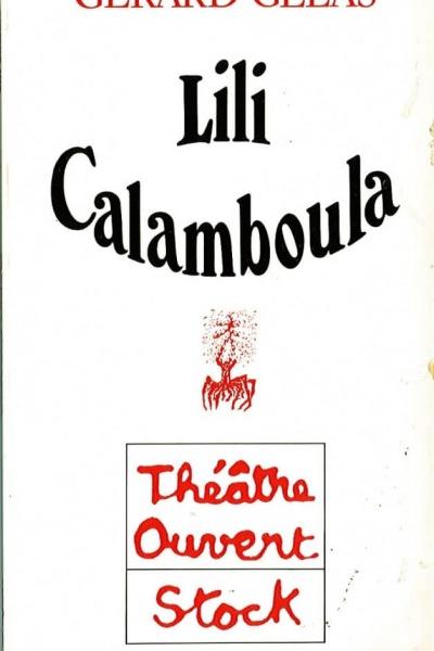 Lili Calemboula de Gérard Gelas