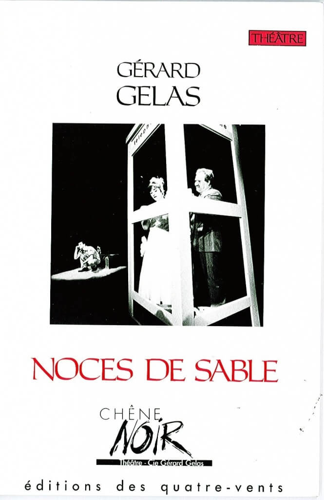 L'Ombre des Anges de Gérard Gelas