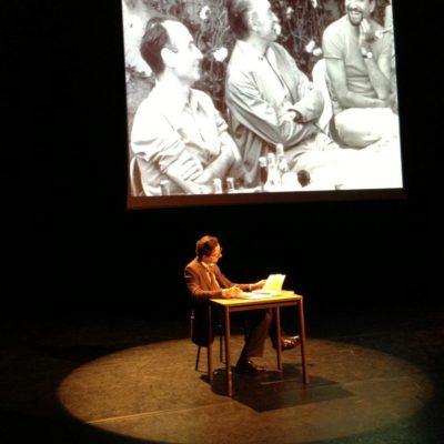 Jean Vilar l'exigence Olivier Barrot