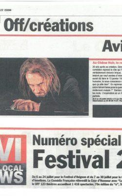 AviNews Festival 2016