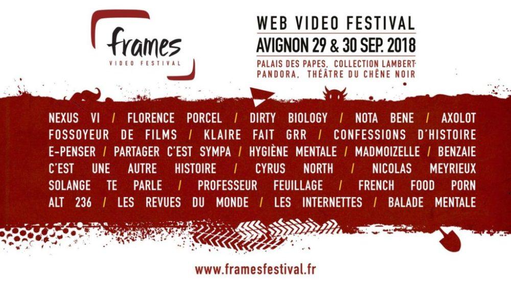 frames video festival theatre du chene noir