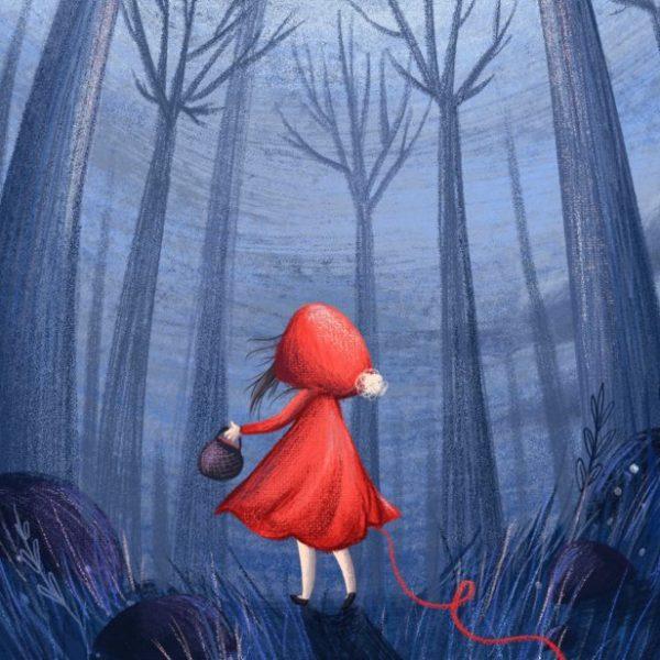 le petit chaperon rouge theatre du chene noir