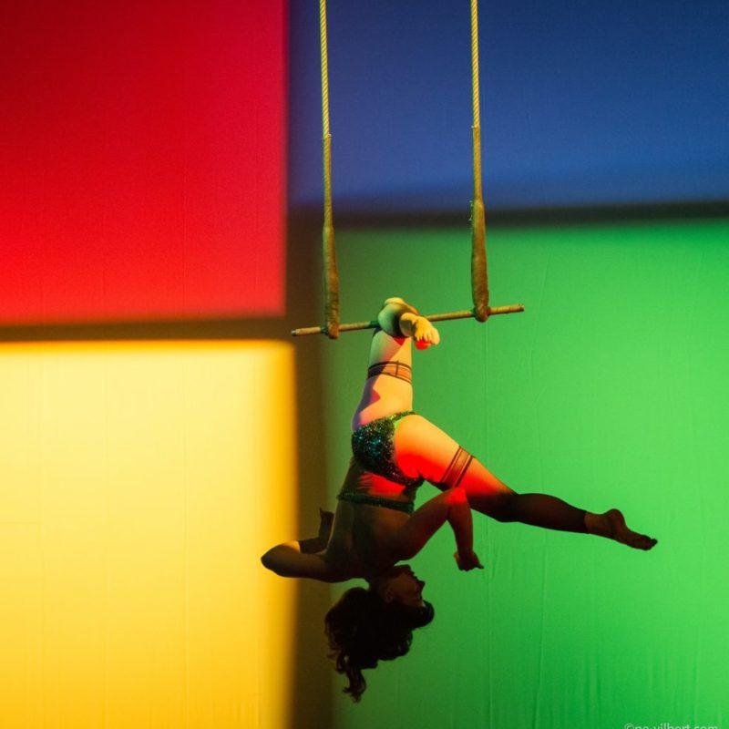 ava la dame en verte festival avignon theatre du chene noir 1