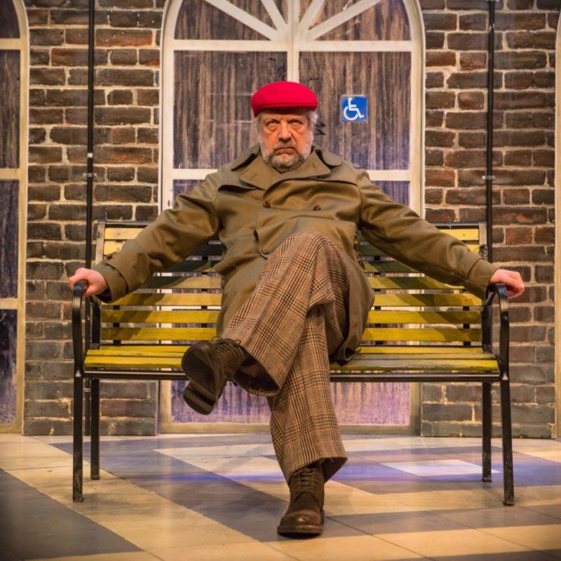 comedie sur un quai de gare festival avignon theatre du chene noir 1