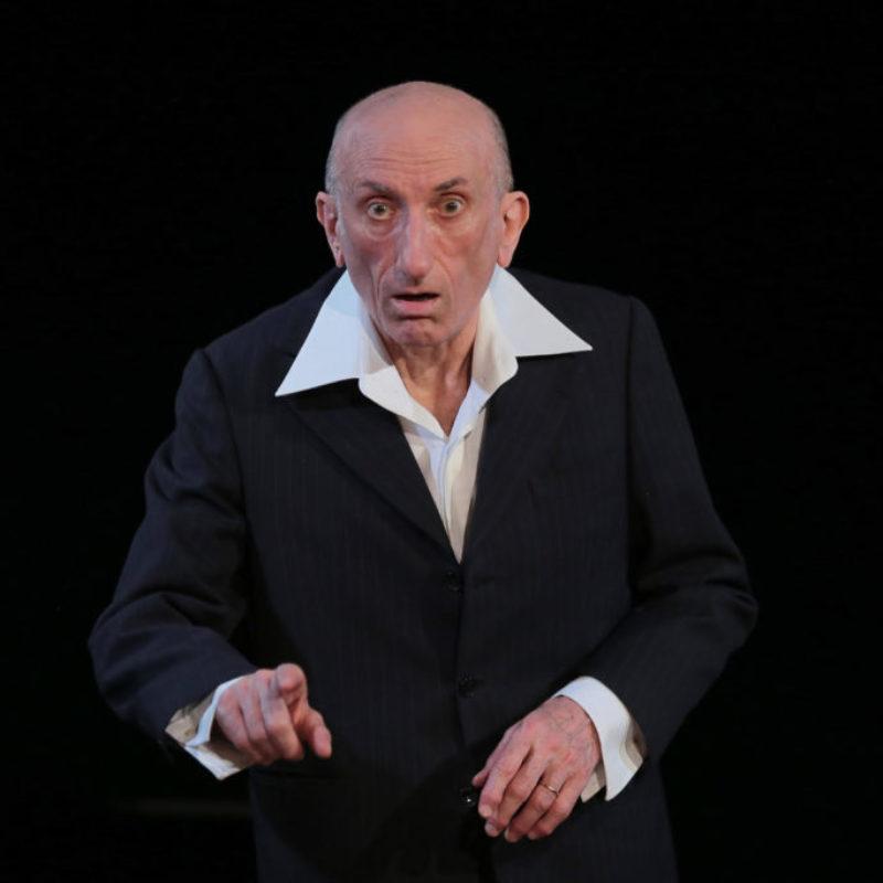 le jou ou j ai appris que j etais juif festival avignon theatre du chene noir 1