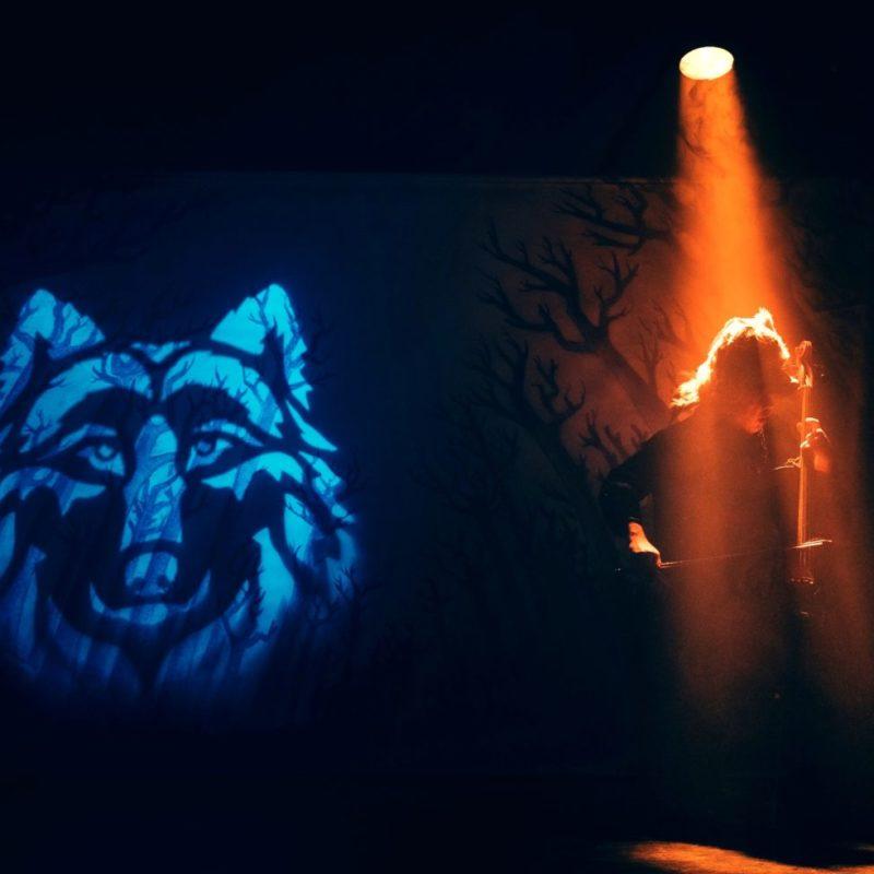 lepetitchaperonrouge festival avitgnon theatre du chene noir
