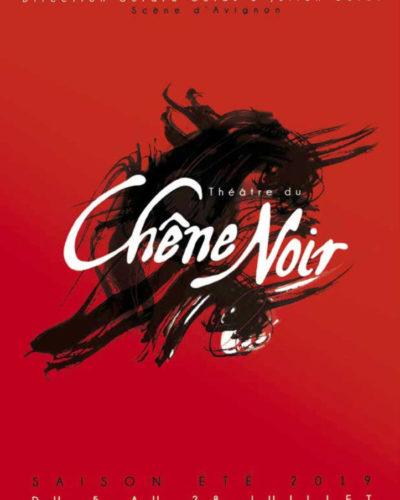 programme-festival-2019 Théâtre du Chêne Noir