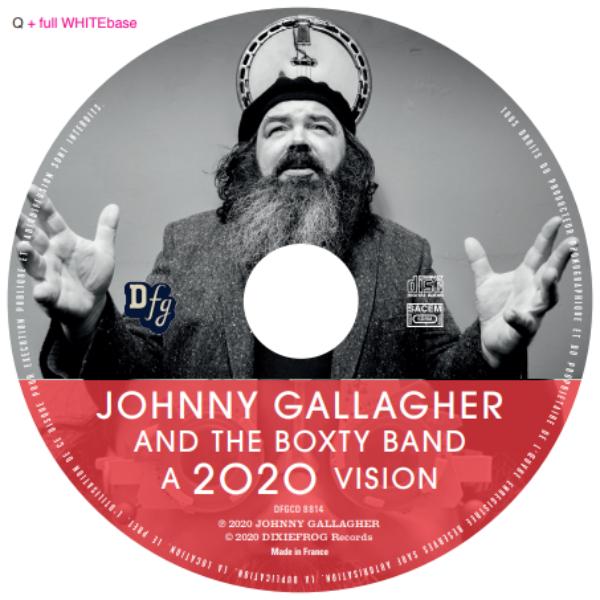 European Blues All Stars / Johnny Gallagher