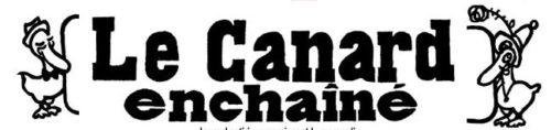 logo Canard Enchainé 2