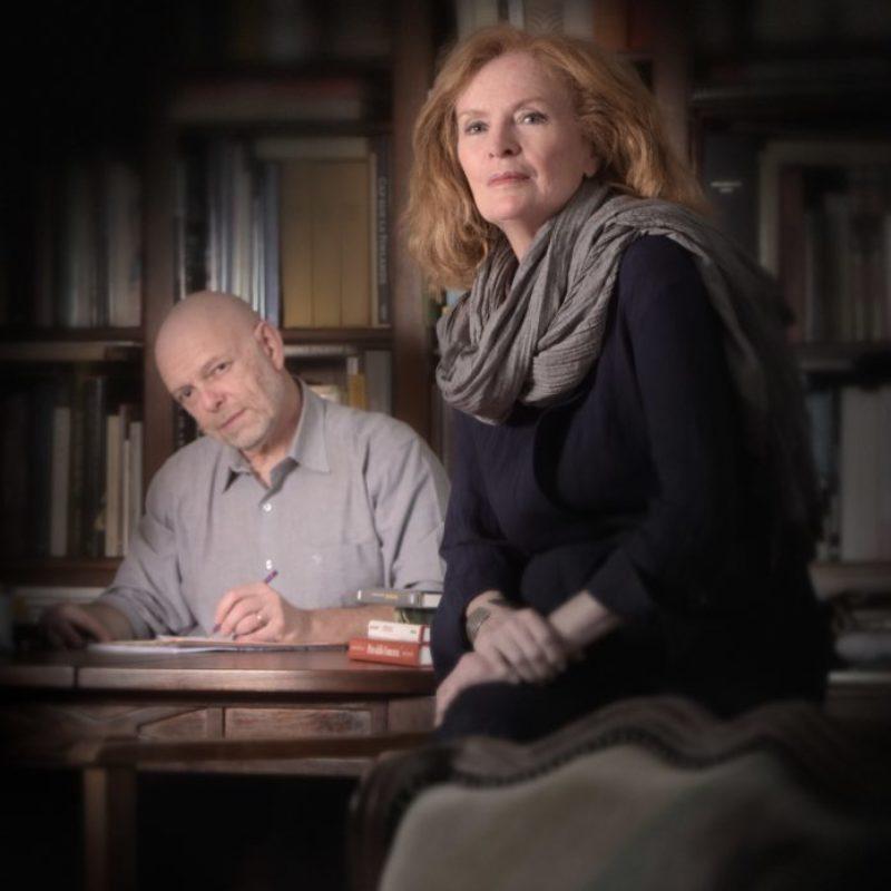 ANNY ROMAND et IVAN MORANE -